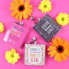 Hip Flask Stainless Steel 6oz - Girly Gift Accessories